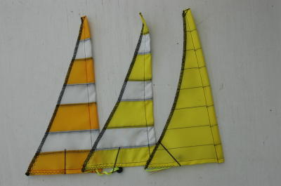 Whirly Boat Sails